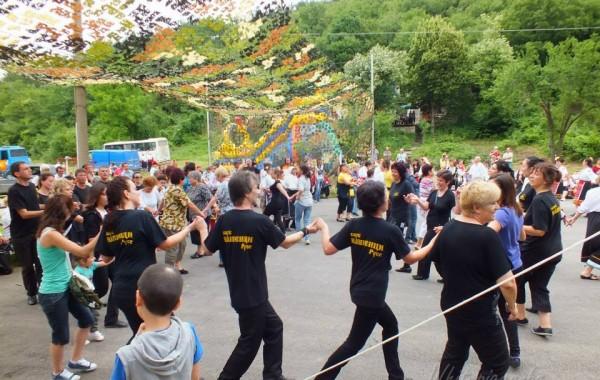 """Фестивал """"Жива вода"""" с. Каран Върбовка"""